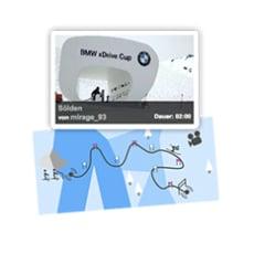 Jungfrau winnercard skimovie