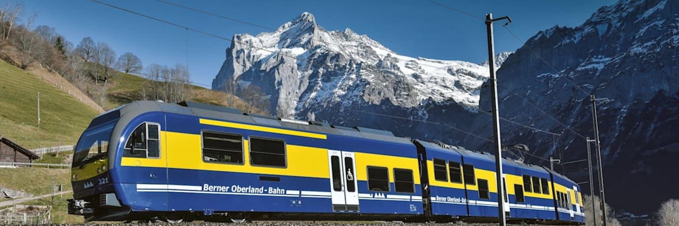 Berner Oberland Bahn