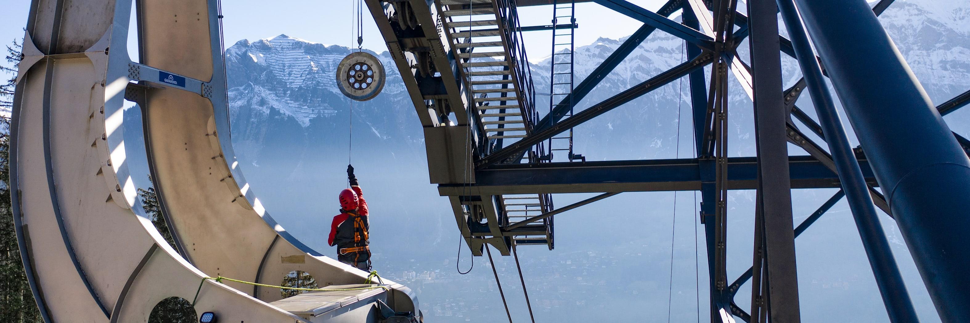 Jungfraubahn seilbahnmechatroniker 6 lzacp8