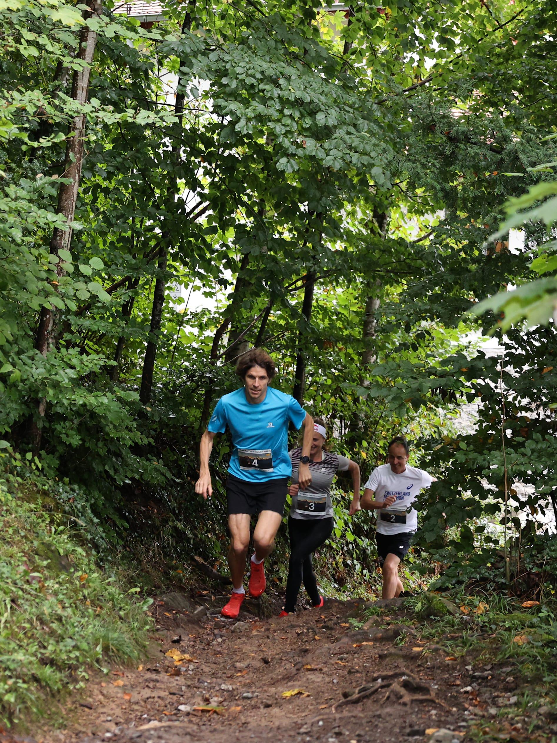 Harder Run Roethlin Wyder Lombriser Strecke