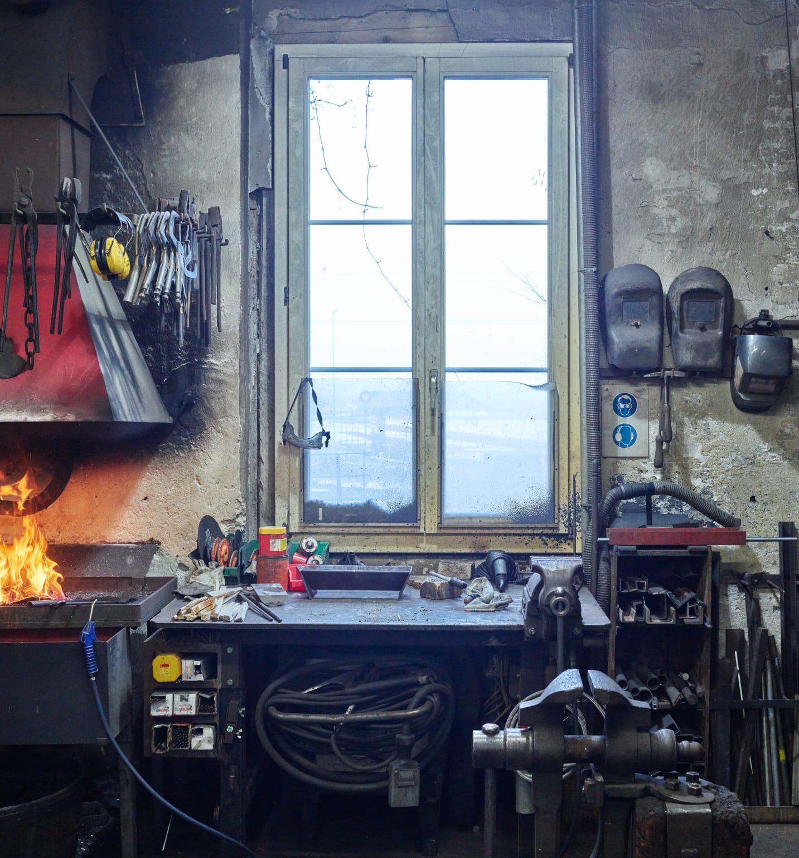 Schynige Platte Bahn Revision Rollmaterial Esse Werkstatt