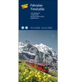 Jungfraubahnen Fahrplan