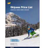 Price list Jungfrau Ski Region