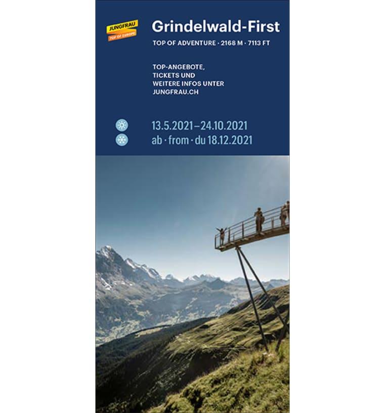 Grindelwald First Prospekt