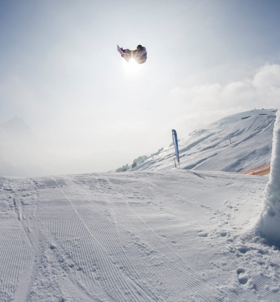 White Elements Grindelwald First Pro Park