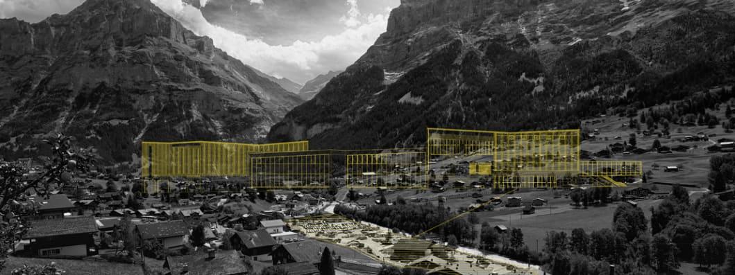 V-Projekt Jungfrau-Männlichen