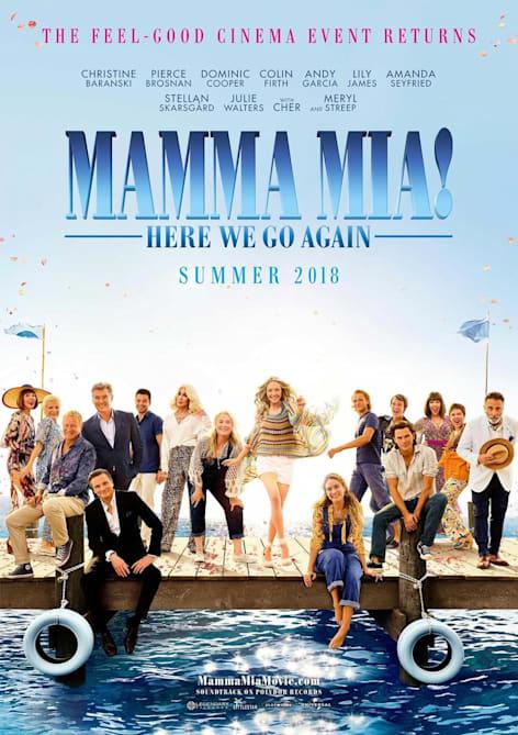 Mamma Mia 2 - 9. August 2019